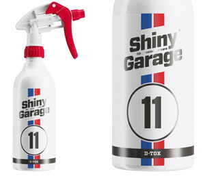 Deironizer SHINY GARAGE - D-Tox Iron Fallout Remover 500ml