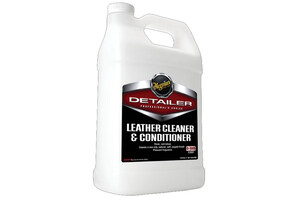 C​z​y​s​z​c​z​e​n​i​e​ ​/​ ​i​m​p​r​e​g​n​a​t​ ​d​o​ ​s​k​ó​r​y MEGUIARS - Leather Cleaner & Conditioner 3,78L