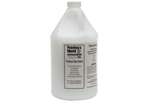 Mycie szyb POORBOY'S - Glass Cleaner 3,78L