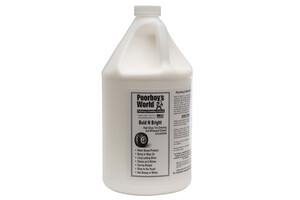Dressing do opon w sprayu POORBOY'S - Bold N Bright Tire Dressing 3,8L