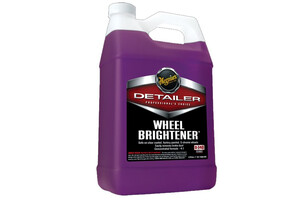 Mycie felg MEGUIARS - Wheel Brightener 3,78L